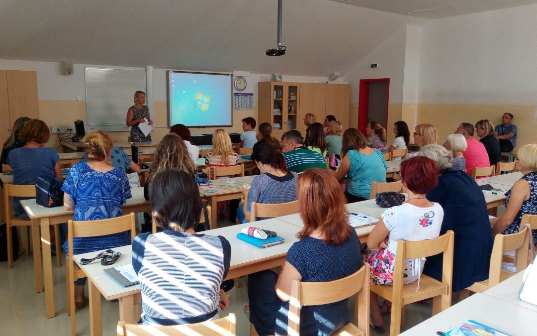 Gostom iz Srbije predstavili projekt Erasmus+